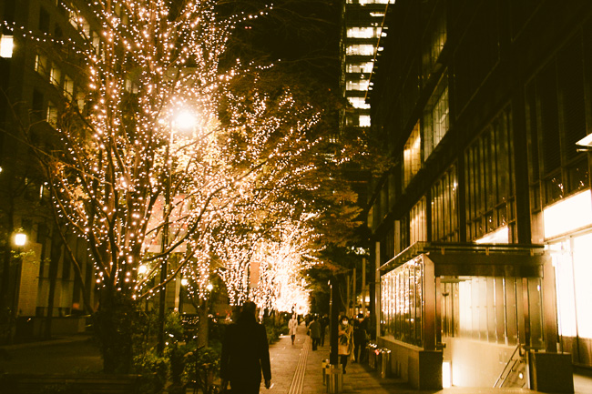 Marunouchi Illumination 2016-17-spend a night here-Unseen Japan