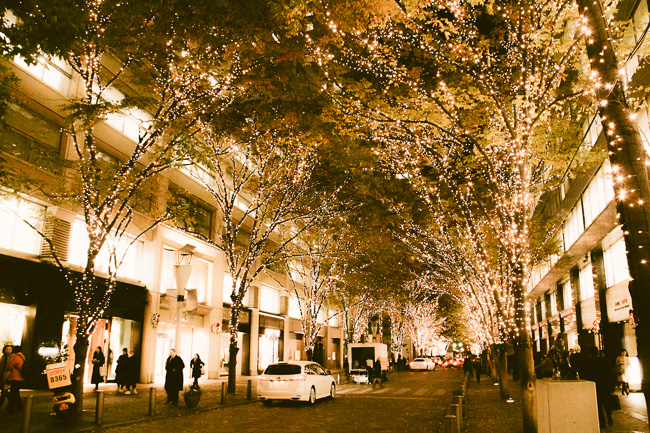 Marunouchi Illumination 2016-17-street view-Unseen Japan
