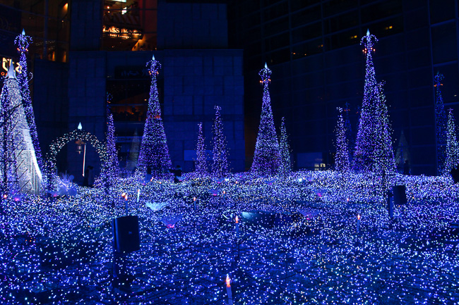 caretta-shiodome-illumination-2016-overall-view-unseen-japan